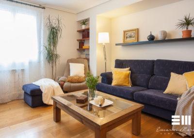 Home Staging en vivienda amueblada y habitada