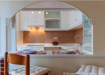 Home Staging básico en vivienda amueblada y no habitada