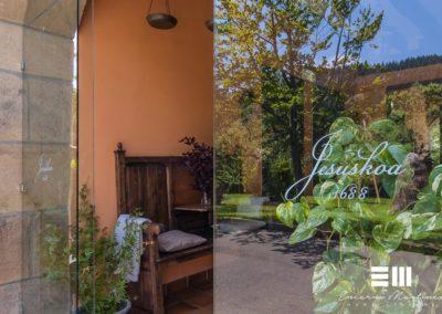 Home Staging y Reportaje Fotográfico en piso inferior de la Casa Rural Jesuskoa