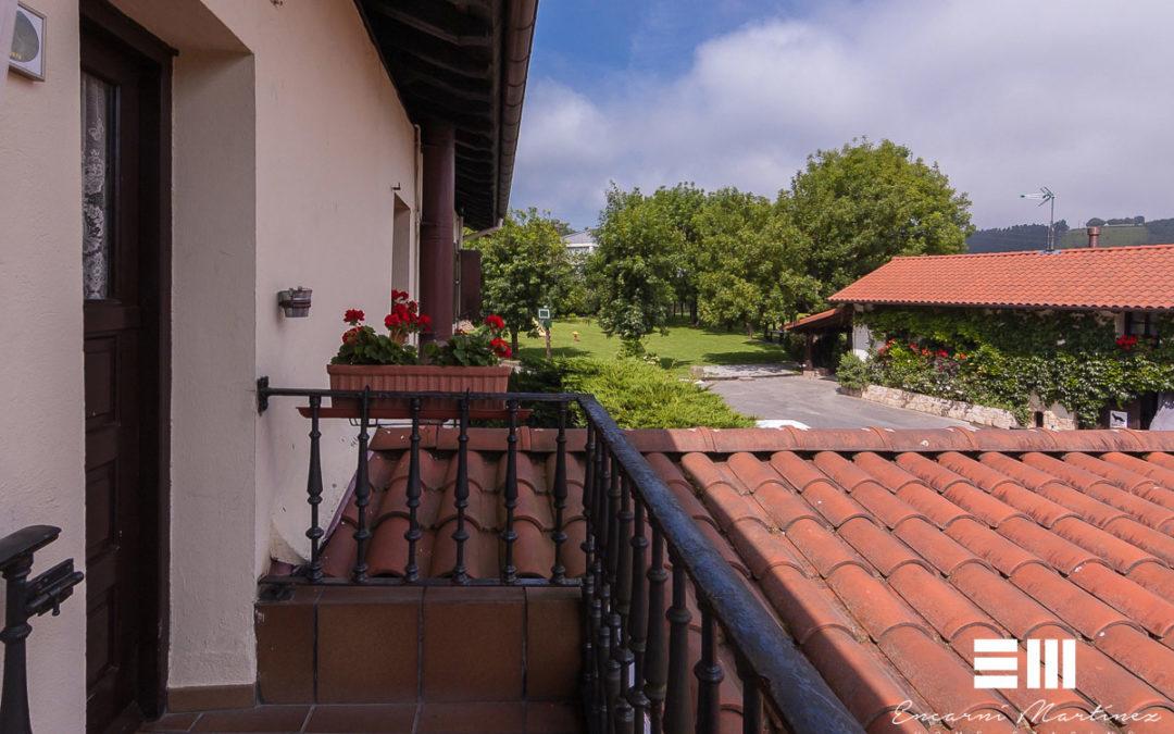 Venta de vivienda preparada con Home Staging en Bera de Bidasoa