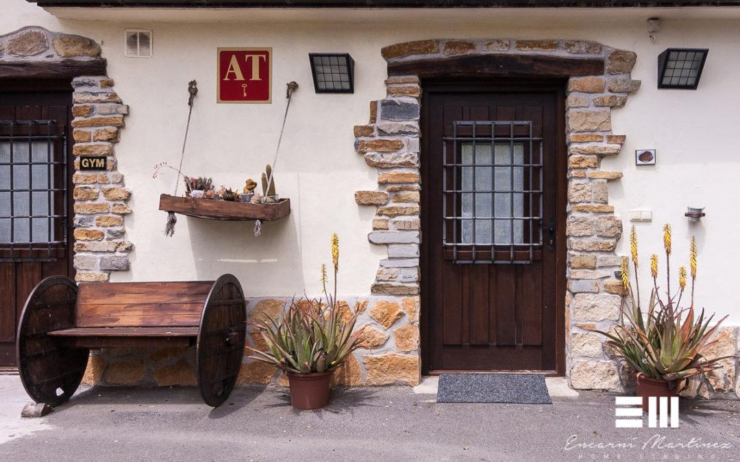Home Staging y Reportaje Fotográfico en Apartamentos Jesuskoa (Pagoa-Haya)