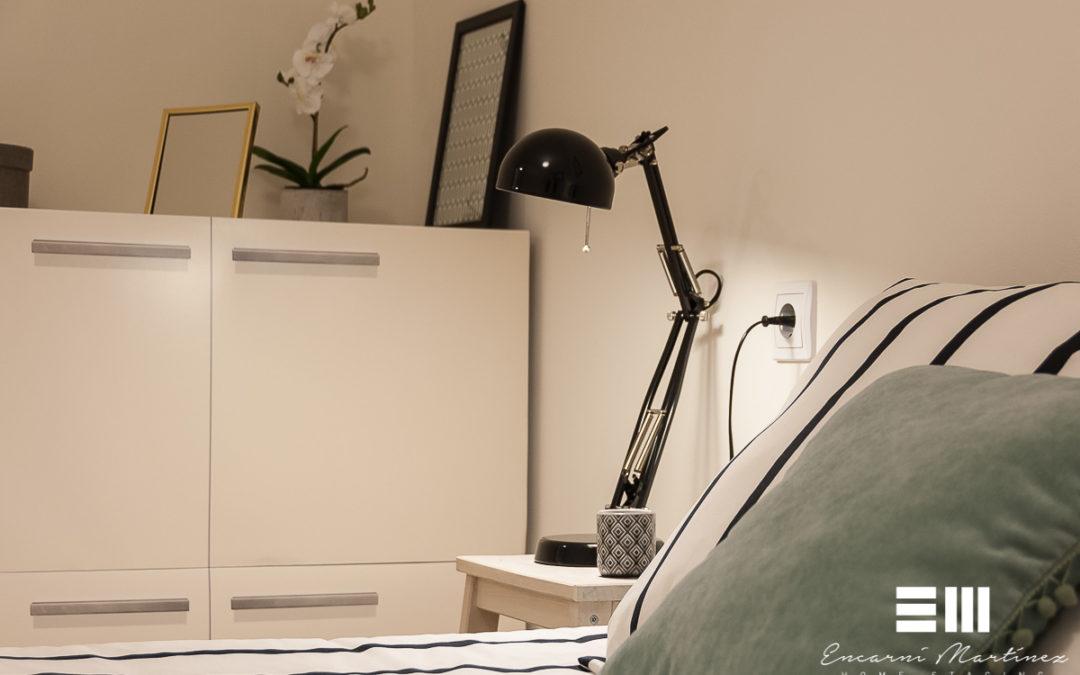 Home Staging en apartamento piloto en promoción de viviendas en Azpeitia