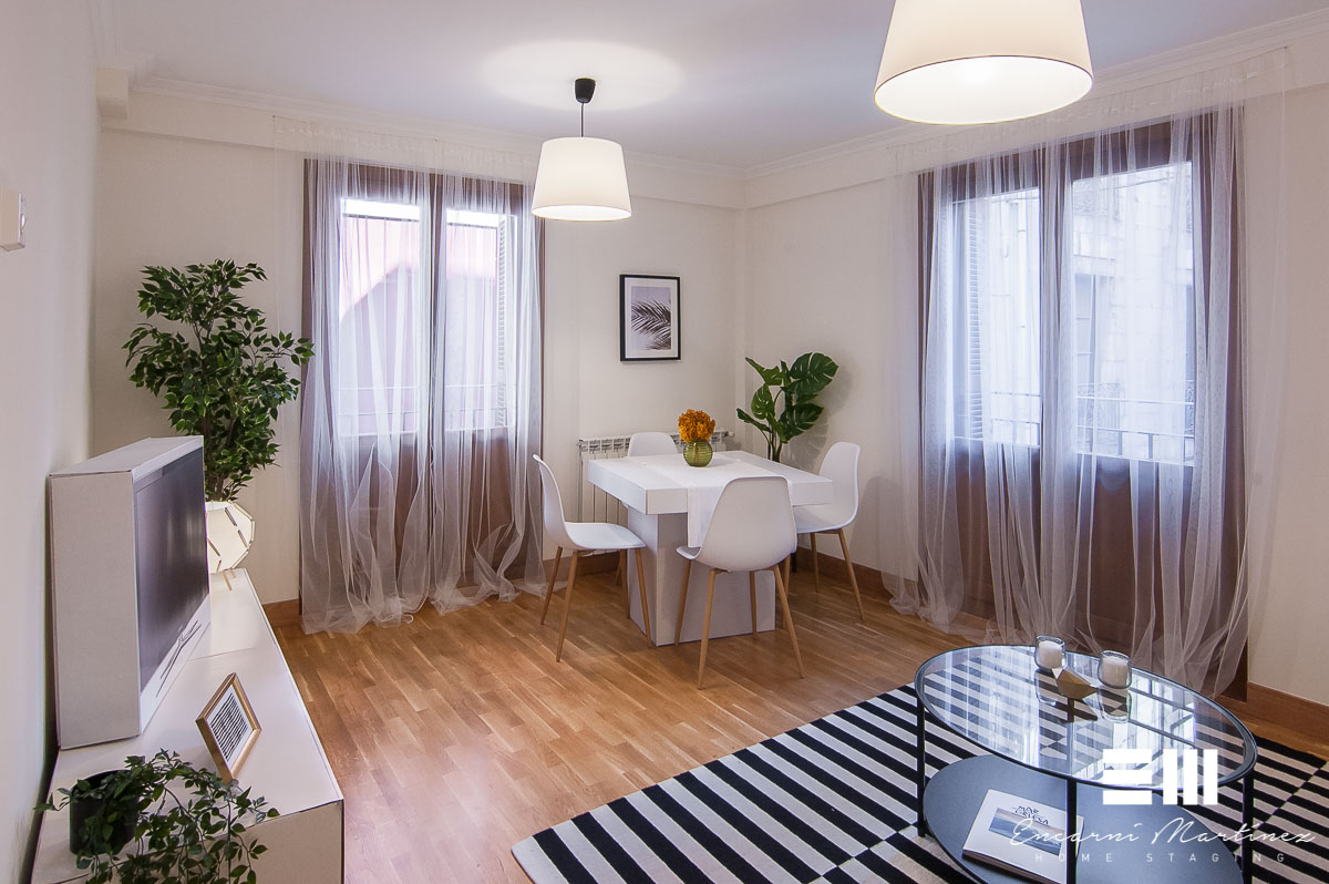 home staging muebles carton